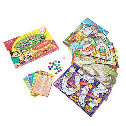Personal Safety and Well\-Being Board Games  large