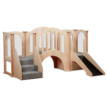 Millhouse Hide 'n' Slide Kinder Gym  medium