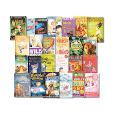 KS2 Fiction Books 25pk  medium