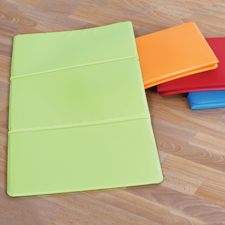 Buy 3 Section Folding Pvc Mat Tts
