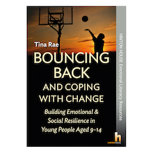 Bouncing Back and Coping with Change Book   medium
