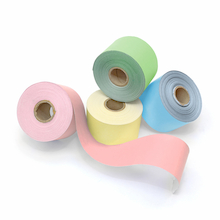 Poster Paper Border Rolls Pastel Assorted 50mm x 50m 4pk  medium