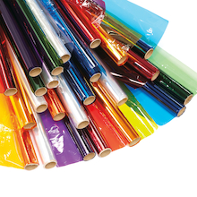 Assorted Cellophane Rolls 24pk  medium