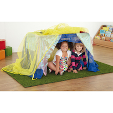 Toddler Mini Den Frame W100 x D72 x H73cm  medium