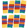 Six Colours Bean Bags 48pk  small