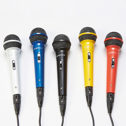 Microphones 5pk  large