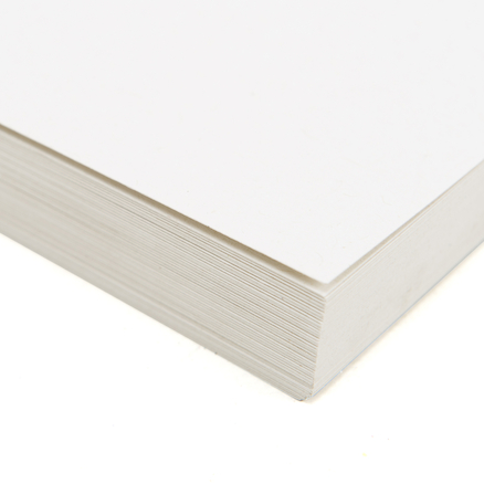 White Card 230micron A4 100pk  large
