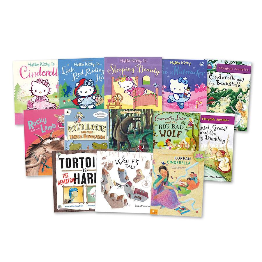 Buy Fairy Tales With A Twist Books KS1
