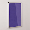 ColourPlus Lockable Noticeboards  small