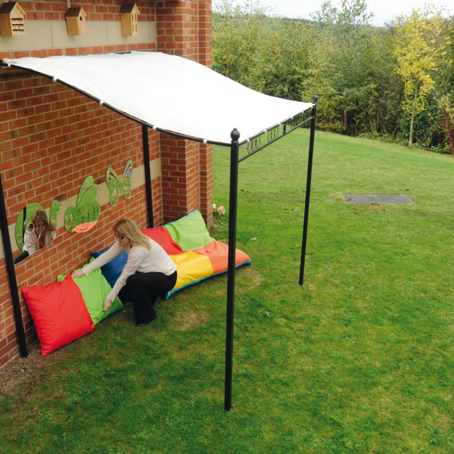 Gazebo walls 28 images roll up wall for gazebos buy for Badezimmer 8m2 planen