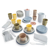 Bio Plastic Role Play Lunch Set  small