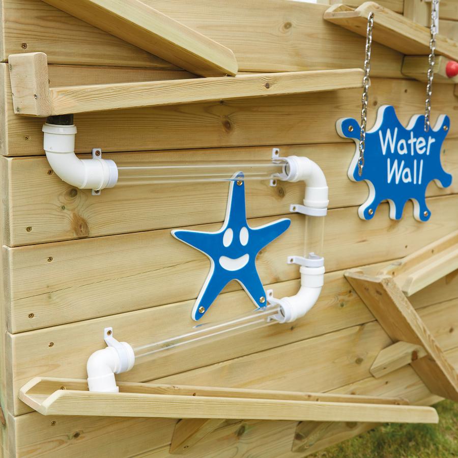 Buy Outdoor Wooden Water Wall