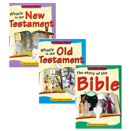 All About The Bible Book Pack 3pk  large
