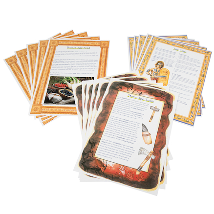 Stone to Iron Age Activity and Display Pack  large