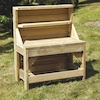 Outdoor Wooden Creative Concoctions Dresser  small
