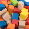 Classic World Building Blocks 100pcs  small