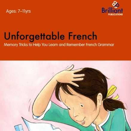 Unforgettable French Teaching Aid Book  large