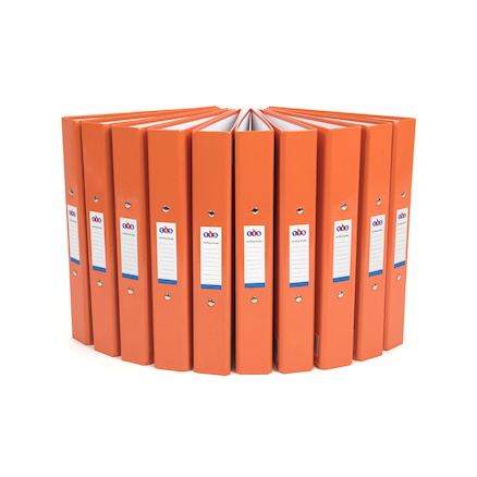 TTS Ring Binders 10pk  large