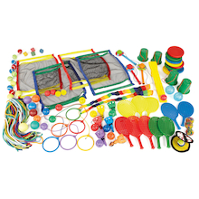 Multi Skills Playground Equipment Kit  medium