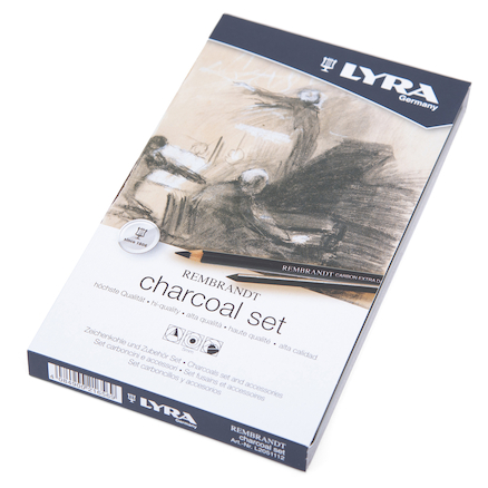Lyra Rebrandt Charcoal Set  large