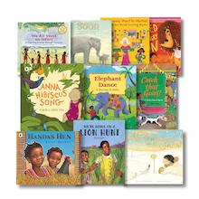KS1 & KS2 Stories From Around the World Books 10pk  medium