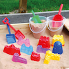 Sand Castle Making Equipment 16pcs  small