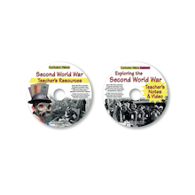Second World War CDs 2pk  medium