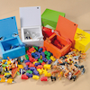 Talking Boxes and Counting Objects 348pcs  small