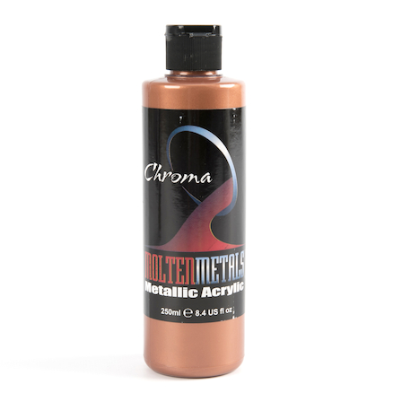 Chroma Metallic Acrylic Assorted 250ml 4pk  large
