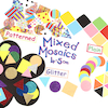 Mixed Pack of Paper Mosaics  small