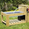 Outdoor Water Pump Station Table  small