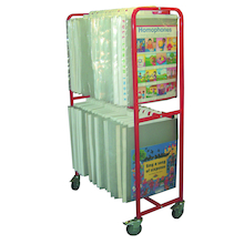 Large Mobile Big Book Stand  medium