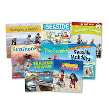 The Seaside Book Pack KS1 8pk  medium