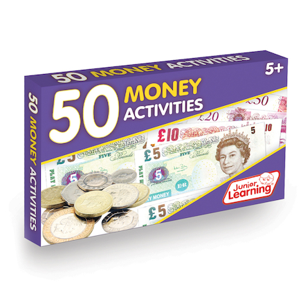 50 Money Activities  large