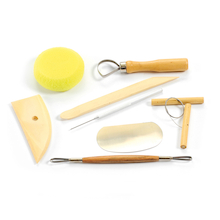 Pottery Modelling Tools Kit  medium