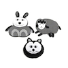 Baby Black and White Animal Cushions  small