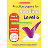 Practice Papers for Reading Level 6  small