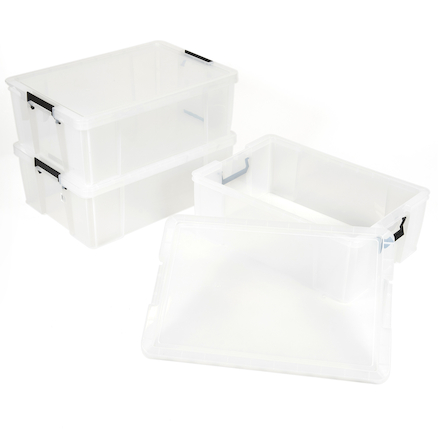 Allstore Plastic Storage Box  large