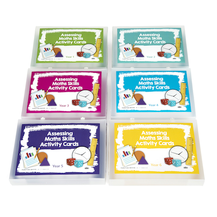 Assessing Basic Maths Skills Group Set  large