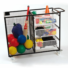 PE Multi Resource Storage Trolley  medium