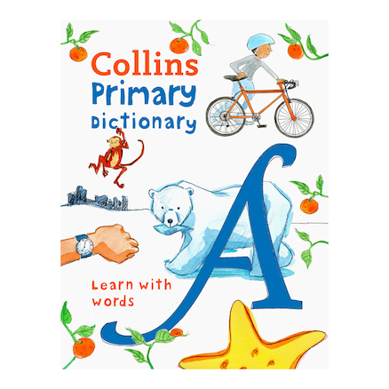 Collins Primary  Dictionary  large