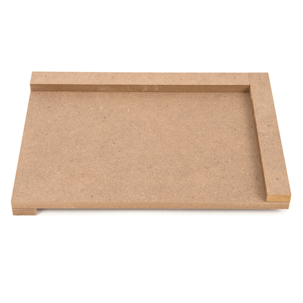 Sturdy Wooden Cutting Board 12 x 8\'\'  large