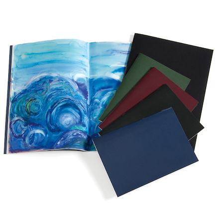 Pisces Laminated Stapled Sketchbooks A3 140gsm  large