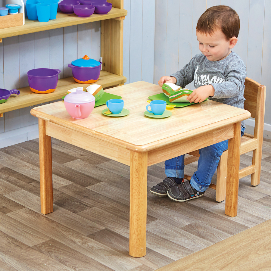 Toddler Table With Storage