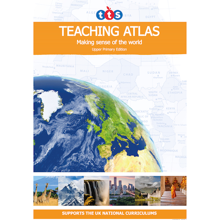 Teaching Atlas Upper Primary 1pk  large