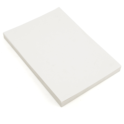 White Card  large