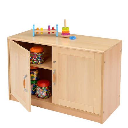 Room Scenes Lockable Cupboard  large