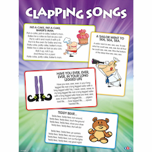 Clapping Songs Playground Signboard  medium