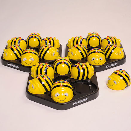Bee-Bot® Rechargeable 6pk with Docking Station  large