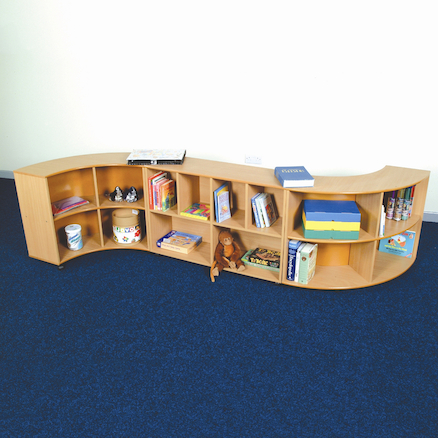Curvy Shelving Units Buy All and Save  large